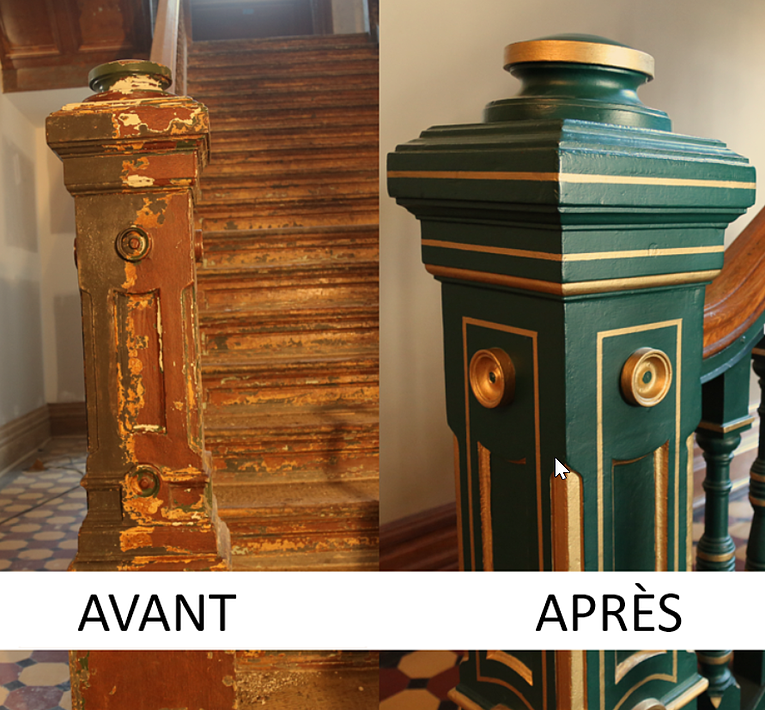 Stairs B&A-3